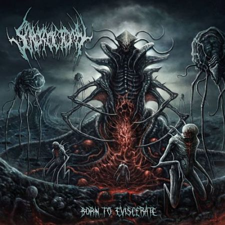 Scrotoctomy - Born to Eviscerate (2017) 320 kbps