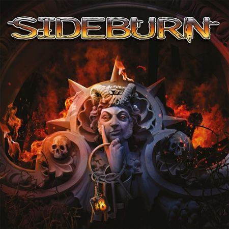 Sideburn - #Eight (2017) 320 kbps