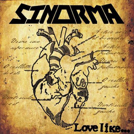 Sinorma - Love Like... (2017) 320 kbps