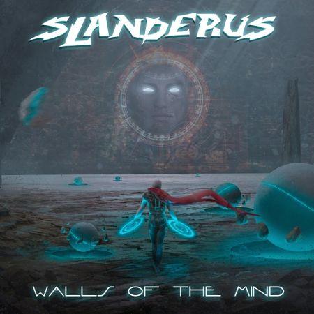 Slanderus - Walls of the Mind (2017) 320 kbps