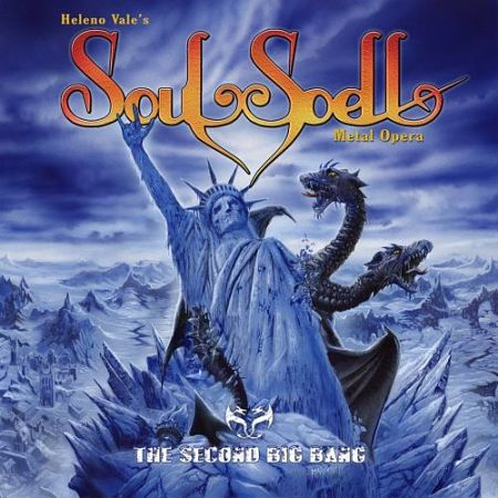 Soulspell - The Second Big Bang (2017) 320 kbps