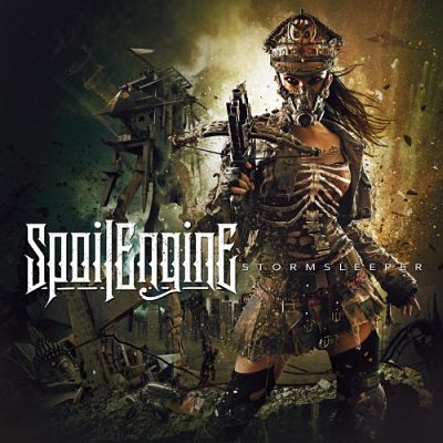 Spoil Engine - Stormsleeper (2017) 320 kbps