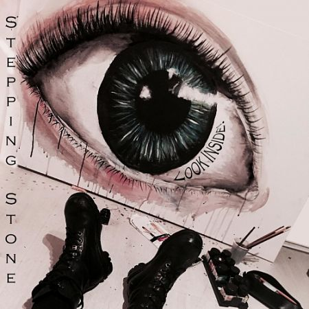Stepping Stone - Look Inside! (2017)
