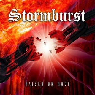 Stormburst - Raised on Rock (2017) 320 kbps