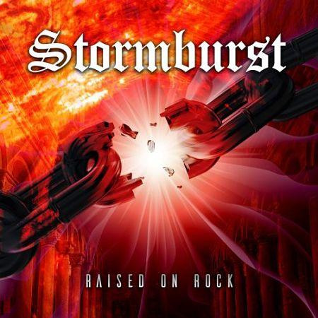 Stormburst - Raised on Rock (2017) 320 kbps