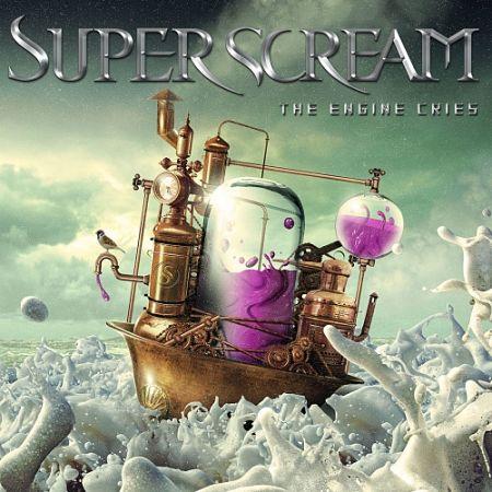 Superscream - The Engine Cries (2017) 320 kbps
