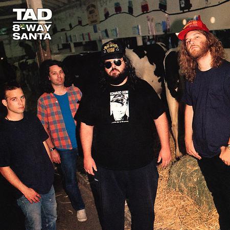 TAD - 8-Way Santa [Deluxe Edition, Remastered] (2016) 320 kbps