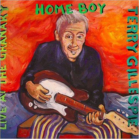 Terry Gillespie - Home Boy (2017) 320 kbps