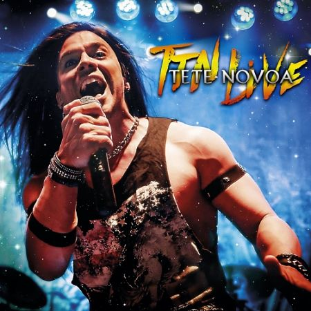 Tete Novoa - TTN Live (2017) 320 kbps