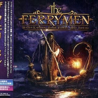 The Ferrymen - The Ferrymen (Japanese Edition) (2017) 320 kbps
