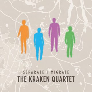 The Kraken Quartet - Separate, Migrate (2017) 320 kbps