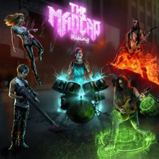 The Madcap - The Madcap Rising (2017) 320 kbps