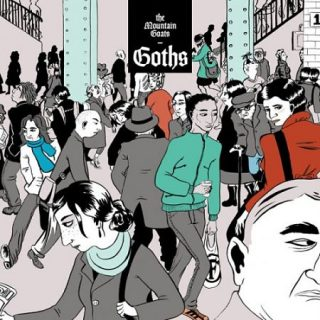 The Mountain Goats - Goths (2017) 320 kbps