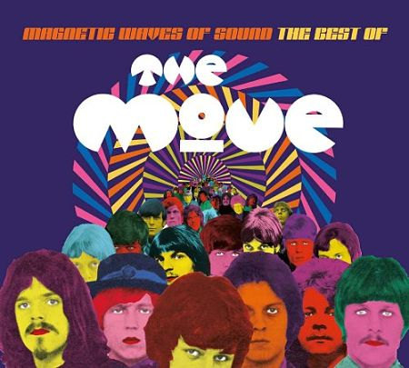 The Move ‎- Magnetic Waves Of Sound - The Best Of (Remastered 2017) 320 kbps