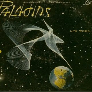The Paladins - New World (2017) 320 kbps