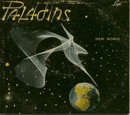 The Paladins - New World (2017) 320 kbps