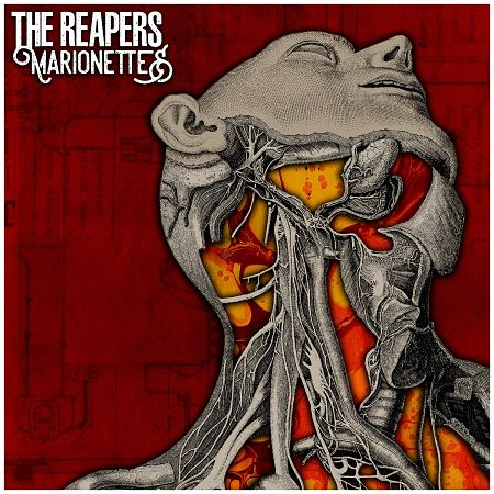 The Reapers - Marionettes (2017) 320 kbps