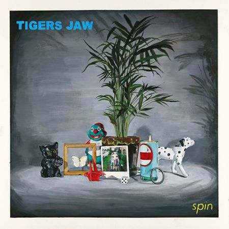 Tigers Jaw - Spin (2017) 320 kbps