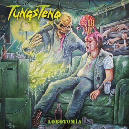 Tungsteno - Lobotomia (2017) 320 kbps