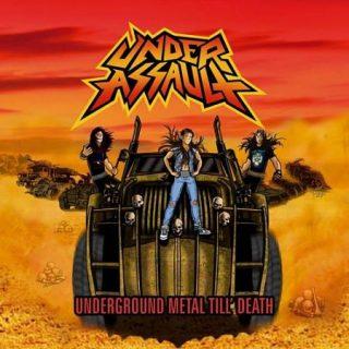 Under Assault - Underground Metal Till' Death (2016) 320 kbps
