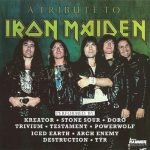 Various Artists – A Tribute To Iron Maiden (Metal Hammer) (2017) 320 kbps