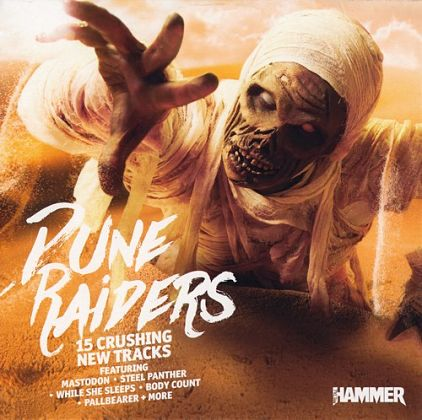 Various Artists - Dune Raiders (2017) 320 kbps
