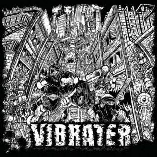 Vibrater - New Era of Terror (2017) 320 kbps