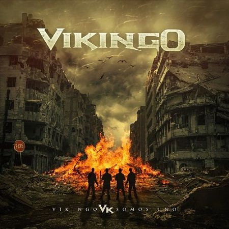 Vikingo - Somos Uno (2017)