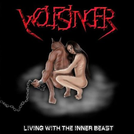 Wolfsinger - Living With The Inner Beast (2016) 320 kbps