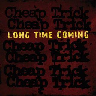 Cheap Trick - Long Time Coming (Single) (2017) 320 kbps