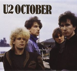 2008 - October (1981) (2 CD) (Remaster Deluxe Edition)