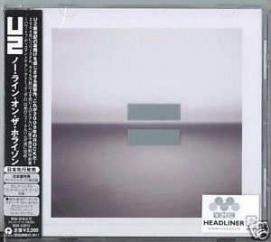 2009 - No Line On The Horizon (Japanese Edition)
