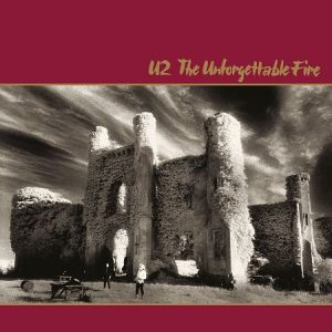 2009 - The Unforgettable Fire (1984) (2CD) (Remaster) (25th Anniversary Super Deluxe Limited Edition)
