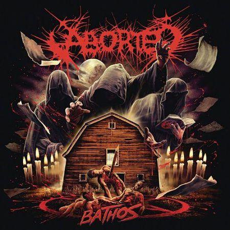 Aborted - Bathos (EP) (2017) 320 kbps