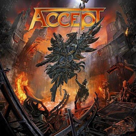 Accept - The Rise Of Chaos (Single) (2017) 320 kbps