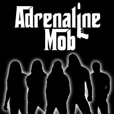 Adrenaline Mob - Adrenaline Mob (EP) (2011) 320 kbps + Scans