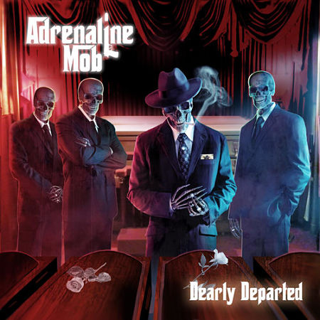 Adrenaline Mob - Dearly Departed (EP) (2015) 320 kbps + Scans