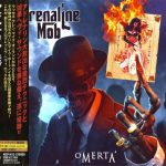 Adrenaline Mob – Omerta (Japanese Edition) (2012) 320 kbps + Scans