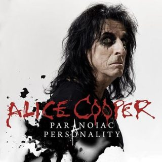 Alice Cooper - Paranoiac Personality (Single) (2017) 320 kbps