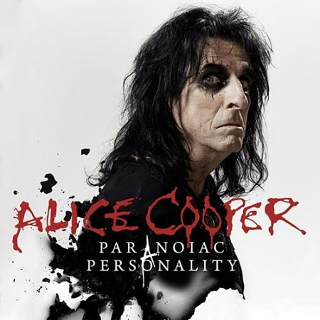 Alice Cooper - Paranoiac Personality (Single) (2017) 320 kbps