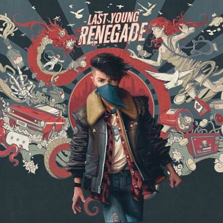 All Time Low - Last Young Renegade (2017) 320 kbps
