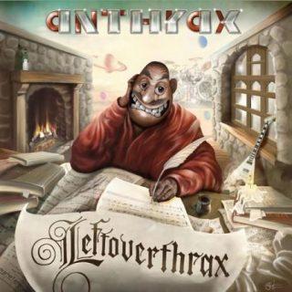 Anthrax - Leftoverthrax (Single) (2017) 320 kbps
