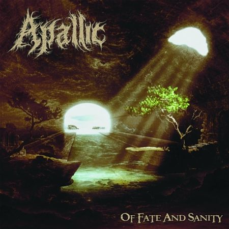 Apallic - Of Fate And Sanity (2017) 320 kbps