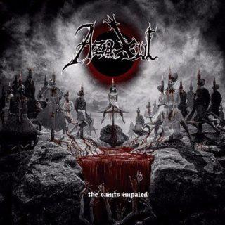 Azaxul - The Saints Impaled (2017) 320 kbps