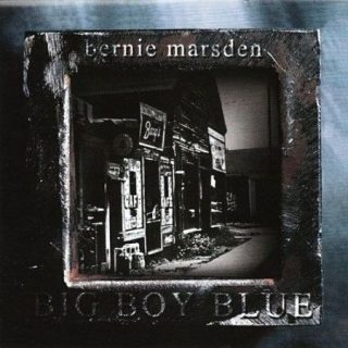 Bernie Marsden - Big Boy Blue (Reissue) (2017) 320 kbps