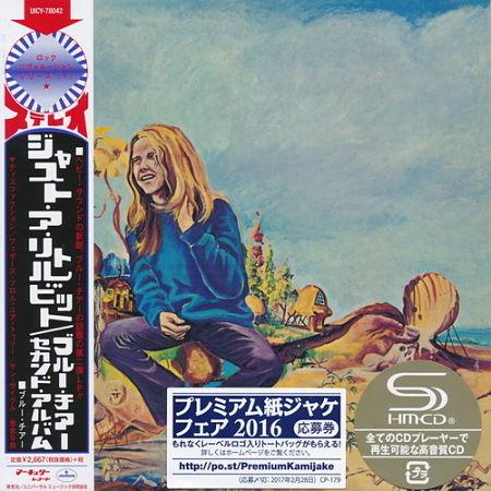 Blue Cheer - Outsideinside (1968) (Mini LP SHM-CD 2017) 320 kbps + Scans