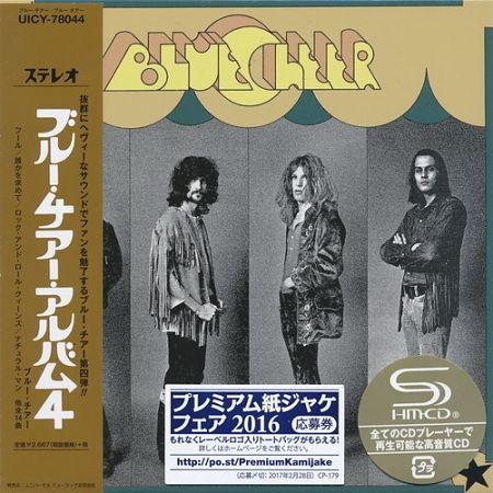 Blue Cheer - Blue Cheer (1970) (Mini LP SHM-CD 2017) 320 kbps + Scans