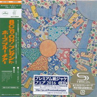 Blue Cheer - Oh! Pleasant Hope (1971) (Mini LP SHM-CD 2017) 320 kbps + Scans
