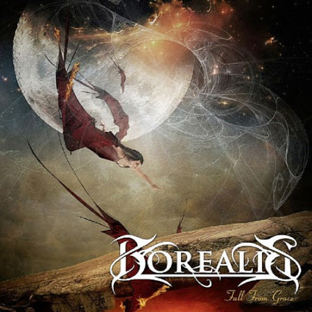 Borealis - Fall From Grace (2011) (Reissue, 2017) 320 kbps + Scans