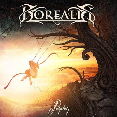 Borealis - Purgatory (2015) 320 kbps + Scans